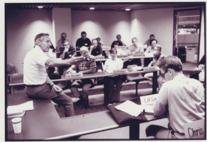 Ernest May Teaching
