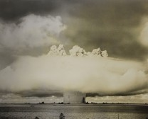 IMG 12_Atom bomb tested on Bikini Island 1946