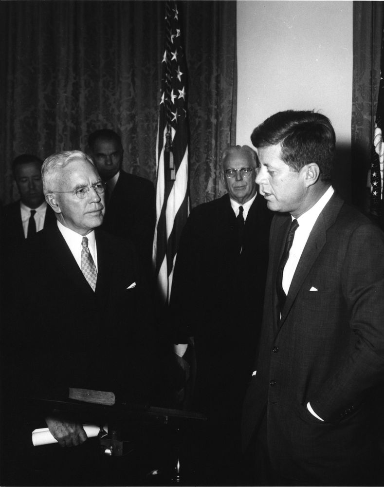 john kennedy nikita khrushchev 1961